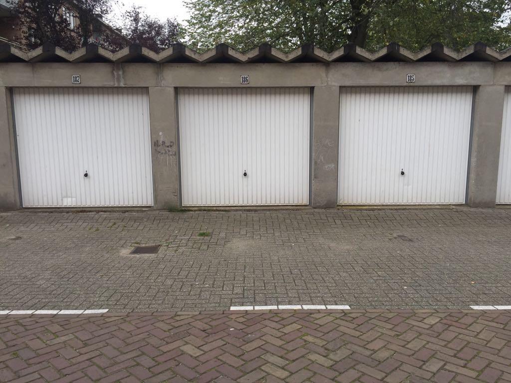Garage Huren Amsterdam : Garagebox groetstraat te amsterdam de goede steen bv